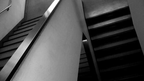ビル階段 photo